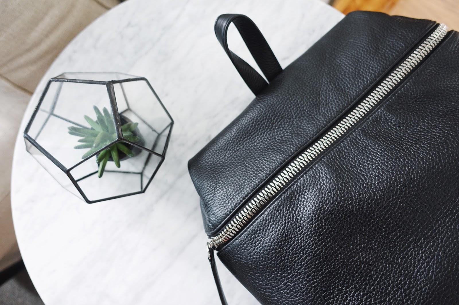 KARA backpack by hellojesso.com