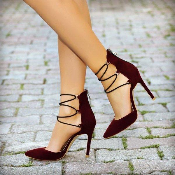 New heels trends