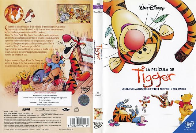 La película de Tigger - [2000]