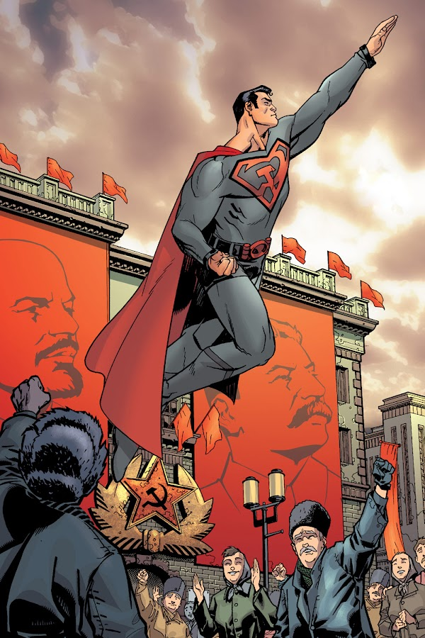 red son rising