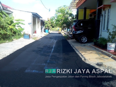 Jasa Pengaspalan Depok, Bogor, Cirebon, Karawang Jawa barat sekitarnya