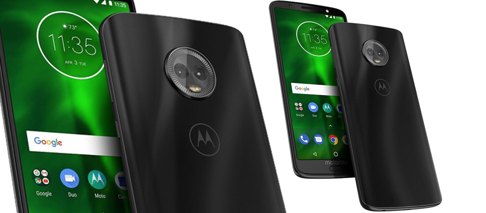 Motorola Moto E5 Smartphone in USA