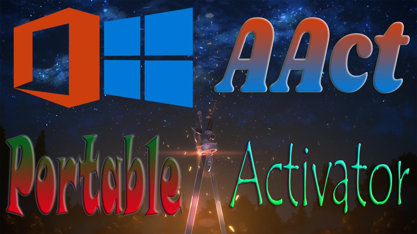 AAct 4 0 Portable Activator Terbaru ~ DISCONSER