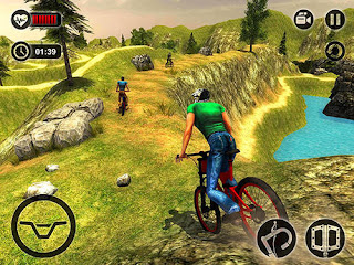 Download Game Uphill Offroad Bicycle Rider V1.3 MOD Apk