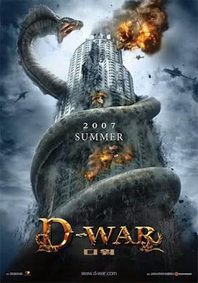 DRAGON WARS (2007) วันสงครามมังกรล้างพันธุ์มนุษย์