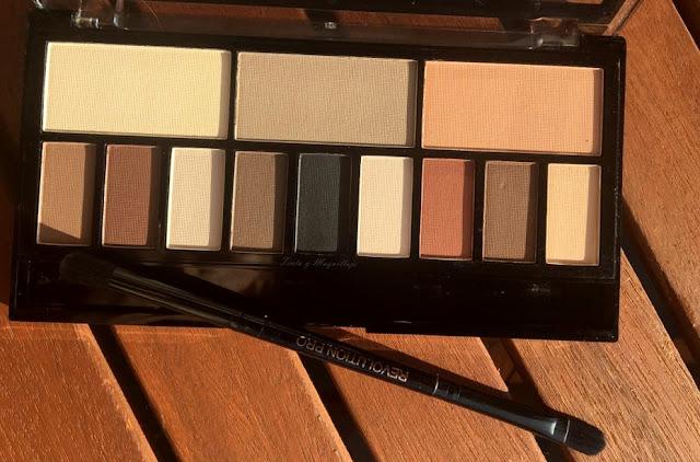 Light & Shade Makeup revolution