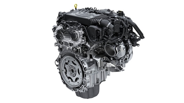 Jaguar Land Rover Hybrid Ingenium - The new technology that will replace the traditional Turbo