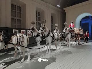 Berlina dorata di Vittorio Emanuele II