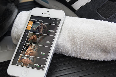 تطبيق التمارين المنزلية للاندرويد, تطبيق Home Workout – No Equipment للأندرويد