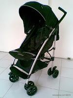Kereta Bayi CocoLatte CL665 Platinum