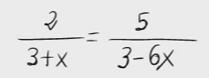 20. Ecuación de primer grado