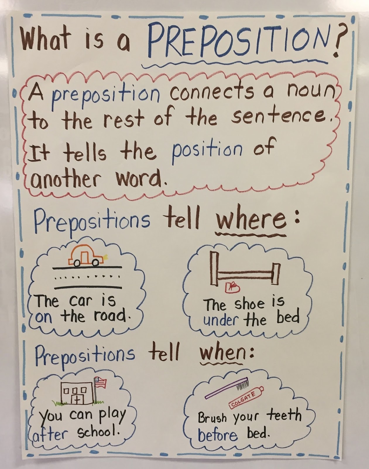 small resolution of Prepositional Phrases Worksheet Middle School   Printable Worksheets and  Activities for Teachers