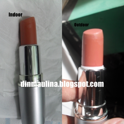 The Journey of Pinkcess: Review : Wardah Matte Lipstick 15