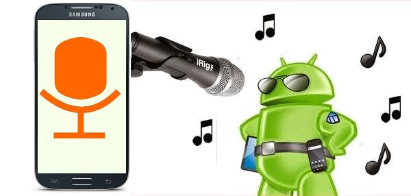 Cara Merubah Smartphone Menjadi Microphone Komputer