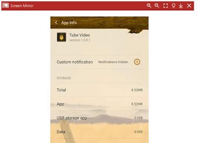 Cara Menghubungkan Layar Hp Android ke PC/Laptop