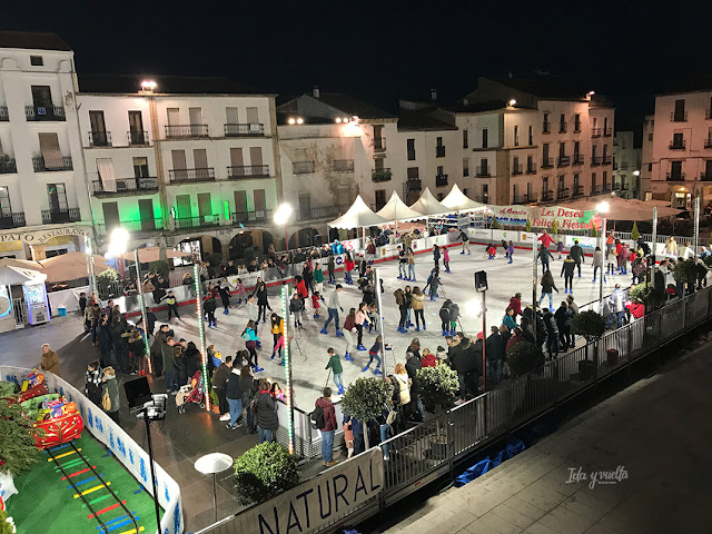 Plaza Mayor Cáceres