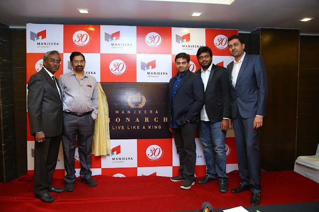 Manjeera Group forays into Vijayawada