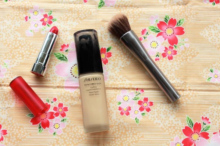 shiseido synchro review