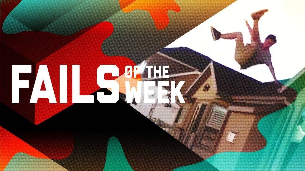 The Worst Fails of the Week : 2018年11月第3週の思わず、あ痛ッ ! ! と言ってしまうサイテーの失敗の痛いビデオをまとめた総集編 ! !