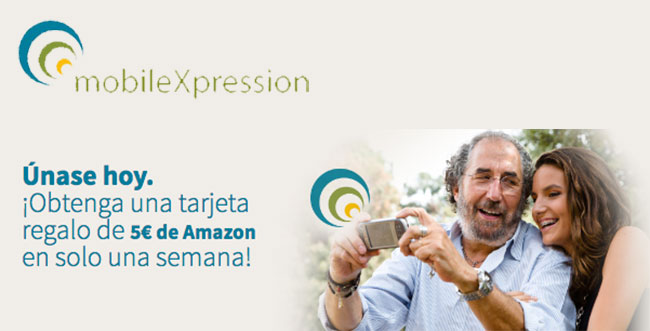 mobileXpression, make money with your mobile passively