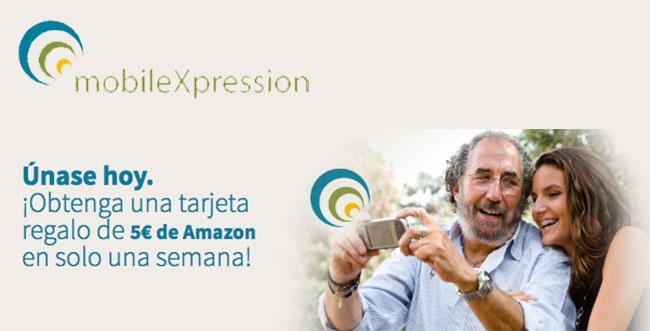 mobileXpression, gana dinero con tu móvil de forma pasiva