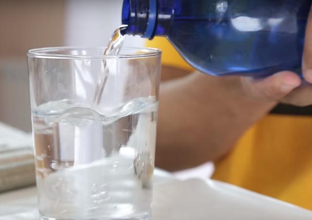 vaso, agua