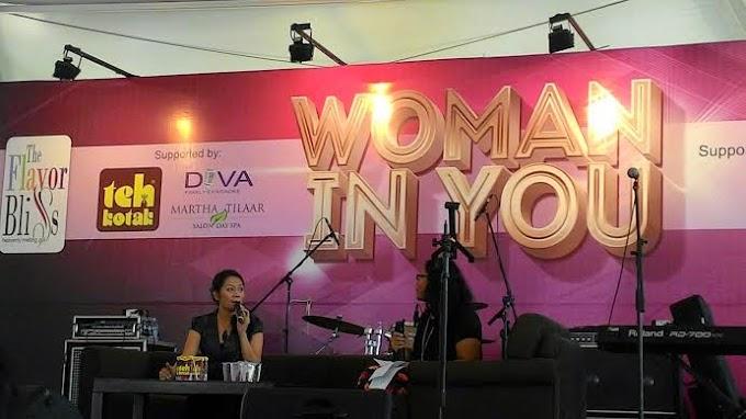 Women In You - Talk Show With Dewi Lestari