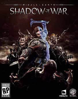 Middle-earth - Shadow of War Jogos Torrent Download capa