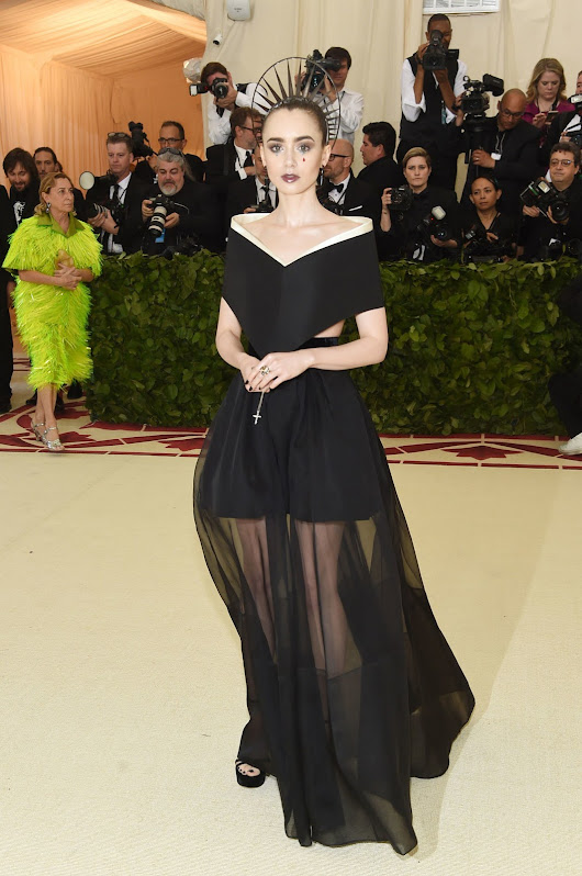 Fashion Shores - Blog by Victoria Burbulea: THE BEST LOOKS OF MET GALA 2018