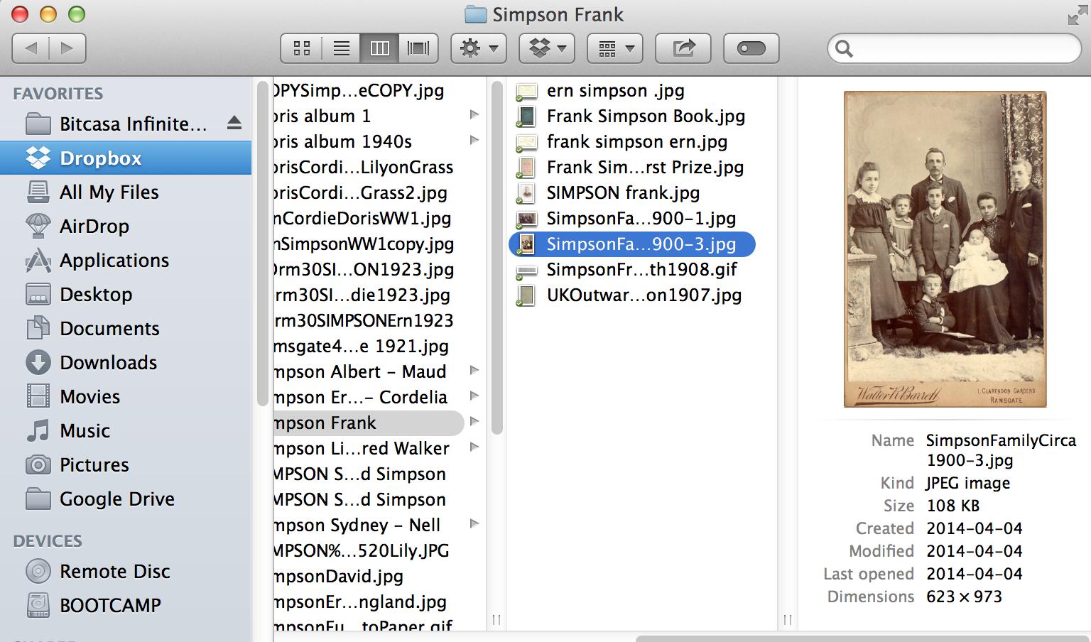 Olive Tree Genealogy Blog More Ways To Use Evernote To