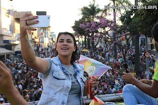 IMG 0048 - 13ª Parada do Orgulho LGBT Contagem reuniu milhares de pessoas