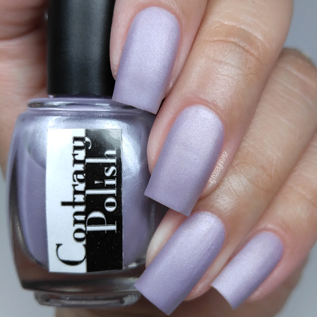 Contrary Polish - Grape