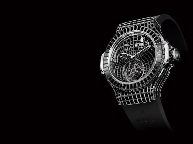 Hublot Black Caviar Bang $1 Million [www.zainsbaba.com]