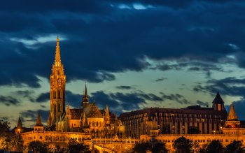 Wallpaper: Matthias Church