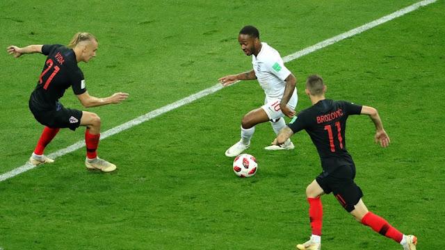 ملخص مباراة إنجلترا وكرواتيا الأربعاء 11/7/2018 في كأس العالم روسيا 2018