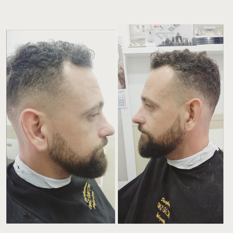 Peluquer a caballeros nuevo estilo mas cortes de octubre - Nuevo estilo peluqueria ...
