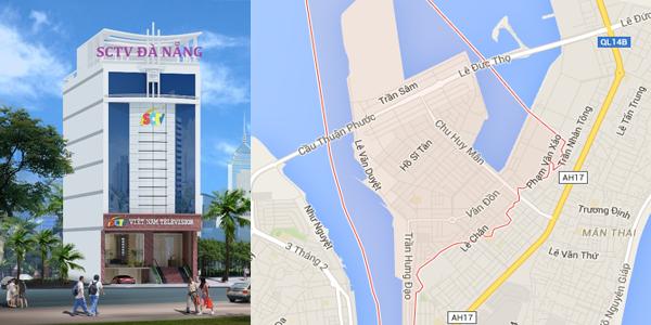 Truyền hình cáp SCTV tại phường Nại Hiên Đông, quận Sơn Trà, Đà Nẵng