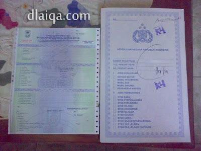 formulir pendaftaran dan map