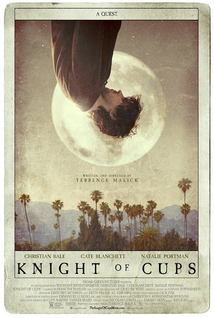Terrence Malick's Knight of Cups Poster