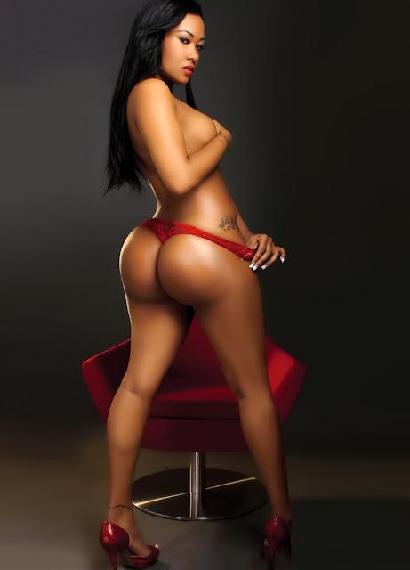 hot asian woman as sexy