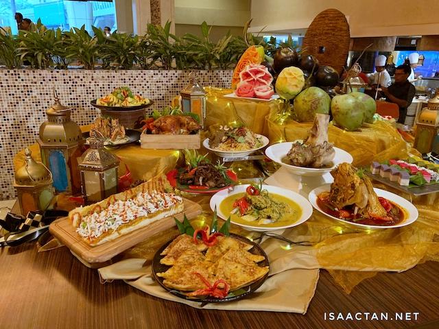 Selera Serantau Ramadan Buffet @ Impiana KLCC Hotel