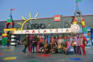 Wisata Legoland Malaysia