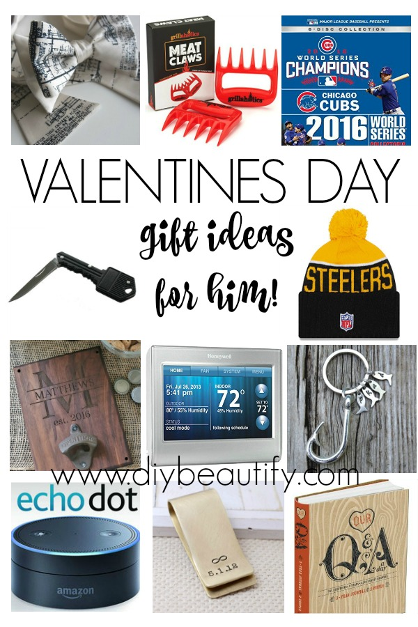Valentines Day gifts for guys