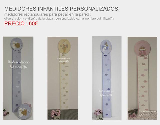 Medidores-infantiles-precios