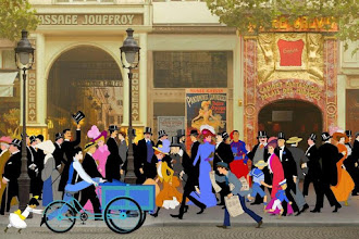 Cinéma : Dilili à Paris, de Michel Ocelot - Avec les voix de Prunelle Charles-Ambron, Enzo Ratsito, Natalie Dessay