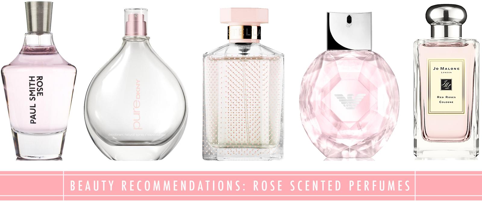rose perfumes, best rose perfumes