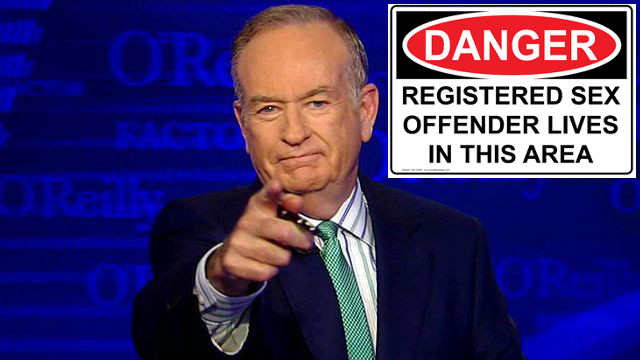 Bill O'Reilly ousted from Fox News amid harassment allegations
