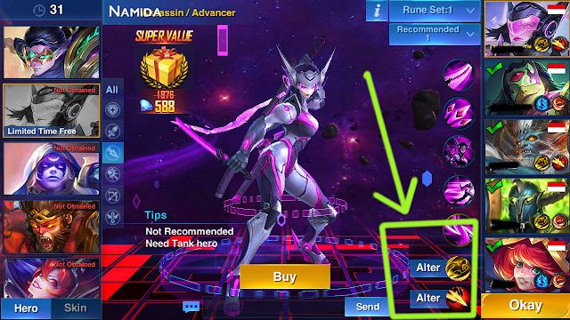 Mengenal Ability/Jurus Di Game Arena Pahlawan Bisa Merubah Lawan Jadi kodok