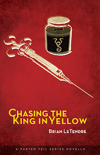 chasing the king in yellow book cover