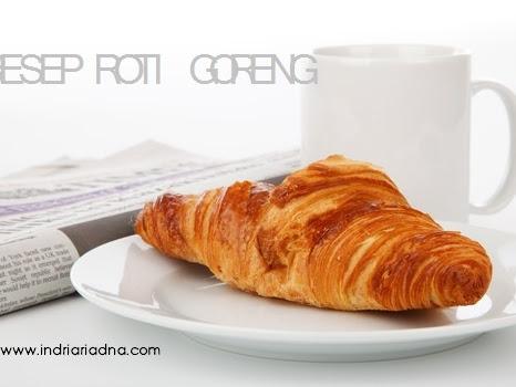 Resep Roti Goreng a.k.a Donat